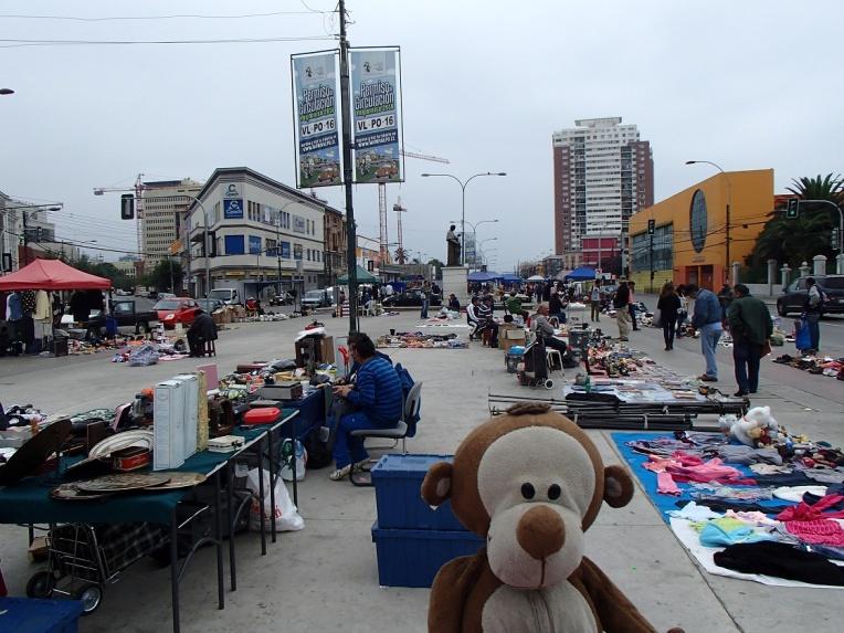 Mercado das Pulgas, Valparaíso