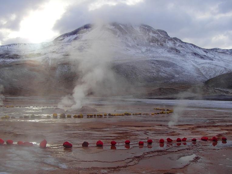 Gêisers el Tatio - Atacama